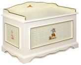 The Well Appointed House Classic Enchanted Forest Vintage Baby Toy Chest