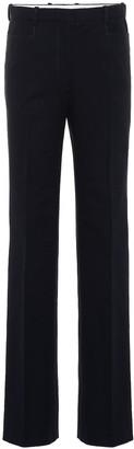 Joseph Road mid-rise wide-leg pants