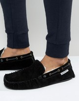 Lambretta Slippers In Black
