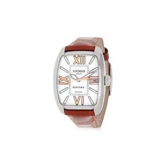 Locman Reloj Unisex Adult Quartz Watch 8058640480937