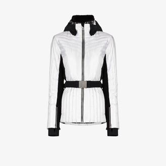 Colmar Moonlight Shadow hooded ski jacket