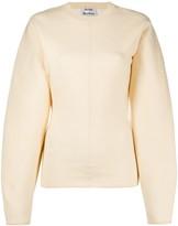 Acne Studios blouson-sleeve jumper