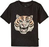 Stella McCartney Arrow Tiger T-shirt (Toddler/Kid) - Black - 3 Years