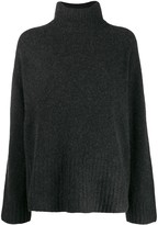 6397 Long Sleeve Roll Neck Sweater