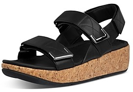 FitFlop Women's Remi Slingback Wedge Sandals