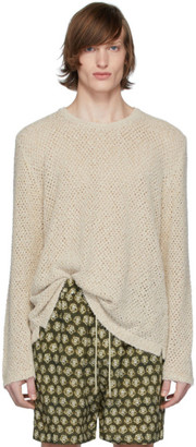 Nanushka Beige Klive Sweater
