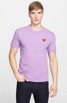 Comme des Garcons Cotton Jersey T-Shirt