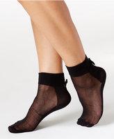 Kate Spade Women's Sheer Top Anklet Socks