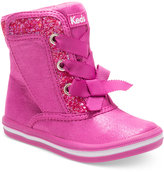 Keds Ke-maisie Boots, Little Girls' or Toddler Girls' or Baby Girls'