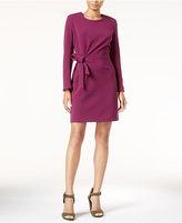 Rachel Roy Diane Tie-Detail Sheath Dress