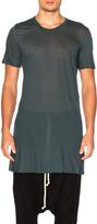 Rick Owens Short Sleeve Basic Tee
