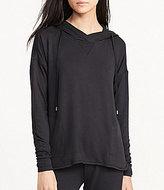 Lauren Ralph Lauren Cozy Hooded Lounge Sweatshirt