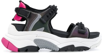 Ash Adapt sneaker-style sandals