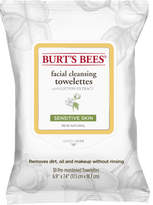 Burt's Bees Sensitive Facial Cleansing Wipes -