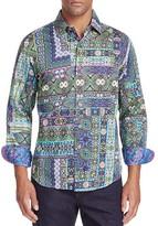 Robert Graham Garland Classic Fit Button Down Shirt