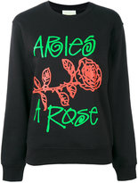 Aries Arose sweatshirt - women - Cotton - 1
