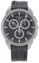 Tissot T069.417.47.051.00 Titanium with Black Dial 43mm Mens Watch