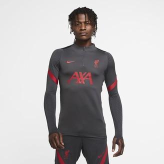 Nike Men's Soccer Drill Top Liverpool FC Strike