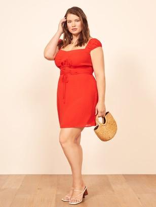 Reformation Jess Dress Es