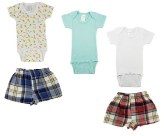 Bambini Infant Onezies and Boxer Shorts