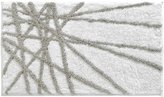 InterDesign Abstract Bath Rug - Gray - 21 in. x 34 in.