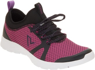 Vionic Mesh Lace-Up Sneakers - Alma