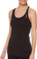 Reebok Elements Mesh-Back Tank Top