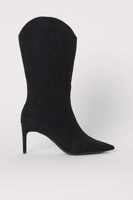 H&M Pointed boots