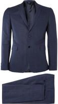 Burberry Samford Slim-Fit Hemp Suit
