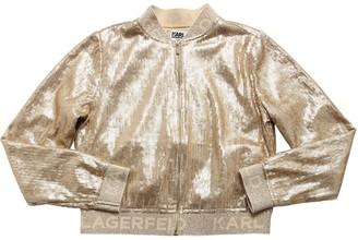 Karl Lagerfeld Paris SEQUINED JACKET