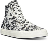 Converse Gemma Hi Winter Knit Casual Sneakers from Finish Line