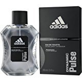adidas Dynamic Pulse Eau De Toilette Spray by Adidas, Developed with Athletes for Men, 3.4 Ounce
