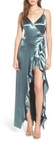 Privacy Please Women's Pelican Wrap Maxi Dress