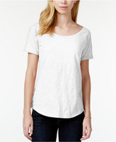 Maison Jules Scoop-Neck Raglan T-Shirt, Only at Macy's