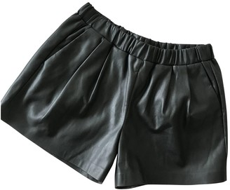 Pinko Black Shorts for Women