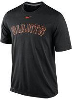 Nike Men's San Francisco Giants Legend Wordmark T-Shirt