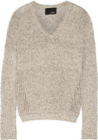 Line Zane knitted sweater