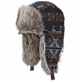 Woolrich Patterned Trapper Hat