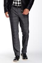Mason Mason&s New York Plaid Slim Pant