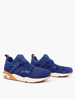 Puma Blue Blaze of Glory NYK Sneakers