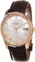 Eterna Men's 7630.69.10.1185 Vaughan Rose Gold Big Date Watch