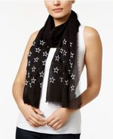 INC International Concepts Embroidered Stars Scarf, Only at Macy's