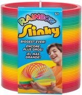 Slinky Original Ginormous Rainbow Novelty