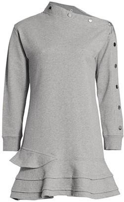Derek Lam 10 Crosby Cressida Sweatshirt Dress