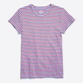 J.Crew Striped studio T-shirt