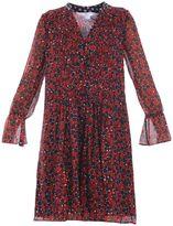 Diane von Furstenberg Kourtni Silk Dress