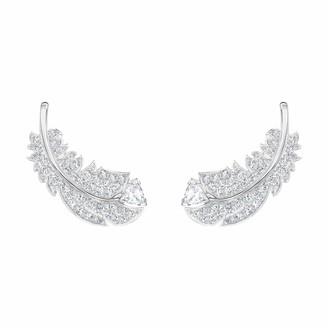 Swarovski Nice Stud Pierced Earrings