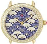Michele Women's Swiss Quartz Stainless Steel Watch, Color:Gold-Toned (Model: MW21B01B0092)