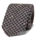Dries Van Noten - 6cm Slub Silk-blend Tie