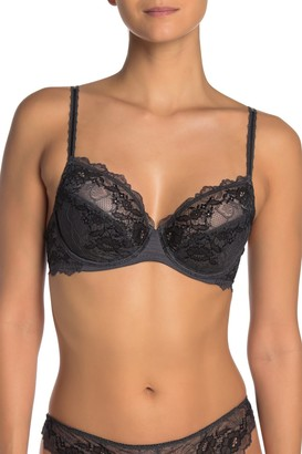 Wacoal Lace Perfection Underwire Bra (Regular & Plus Size, B-H Cups)